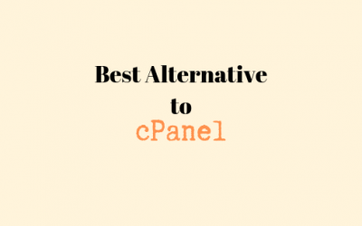 cPanel Price increase – Best alternative to cPanel